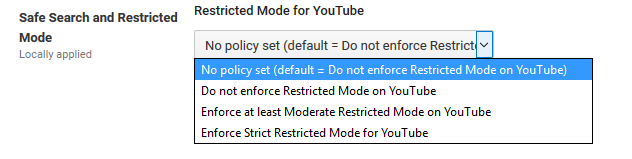 How do you set up YouTube restricted mode? – Support