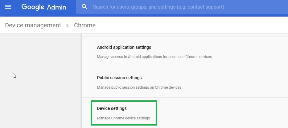 How to disable Guest Mode for Chromebooks? – Support