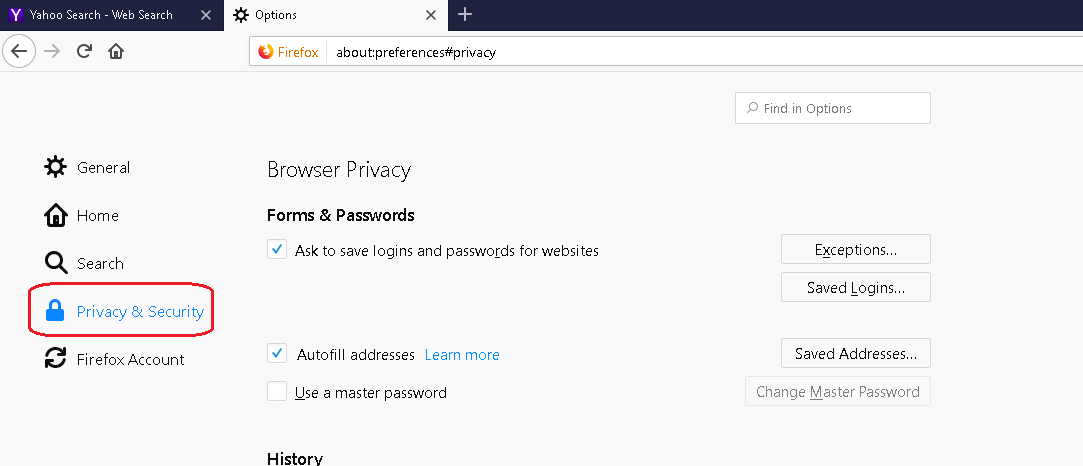 How To Install Securlys Ssl Certificate In Firefox On Windows Support