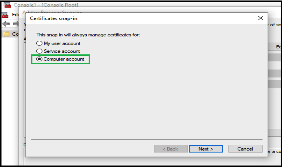 How to manually install the Securly SSL certificate on